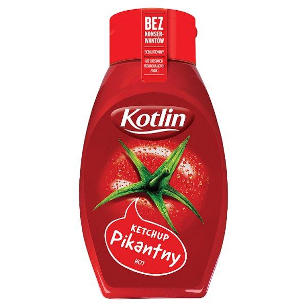 Kotlin Ketchup pikantny 450 g