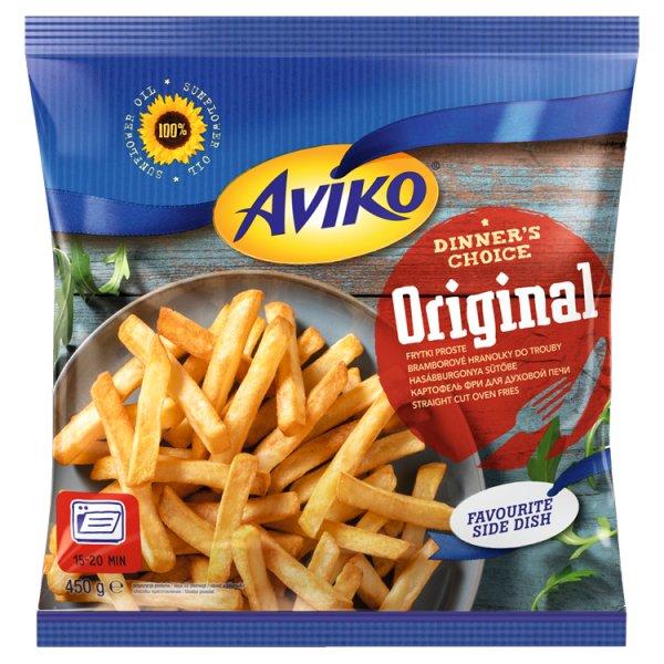Aviko Original Frytki proste 450 g