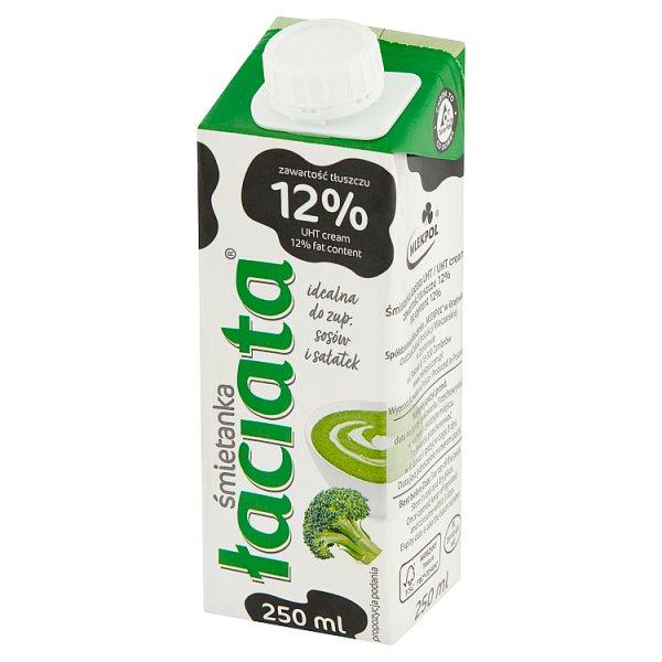 Łaciata Śmietanka 12% 250 ml