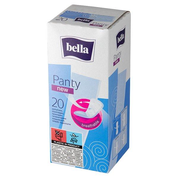 Bella Panty New Wkładki higieniczne 20 sztuk