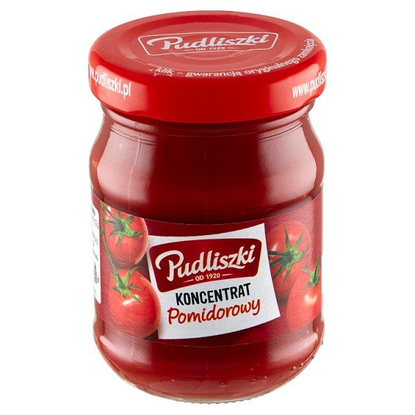 Pudliszki Koncentrat pomidorowy 30% 90 g
