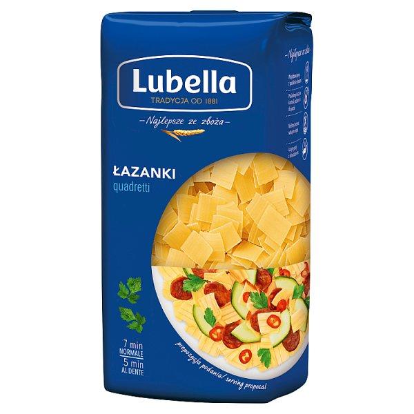 Lubella Makaron łazanki 500 g