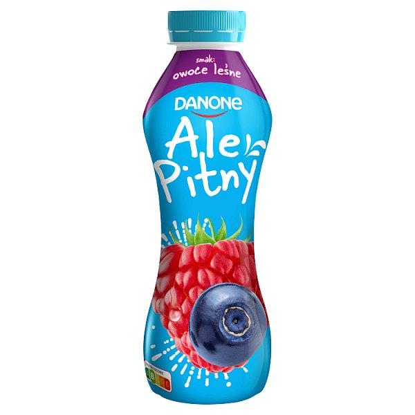 Ale Pitny Napój jogurtowy owoce leśne 290 g