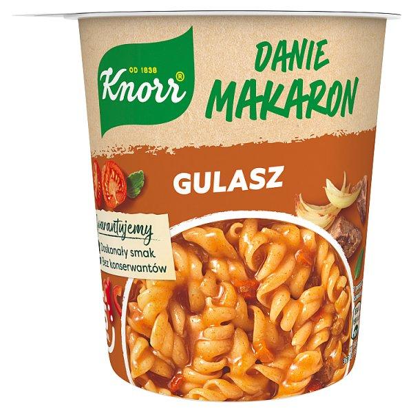Knorr Danie makaron gulasz 53 g