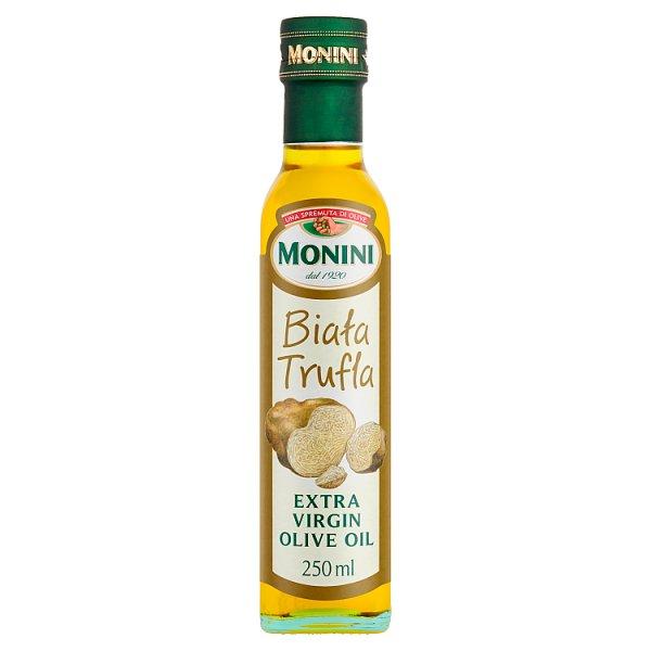Monini Aromatyzowana oliwa z oliwek o smaku białej trufli 250 ml