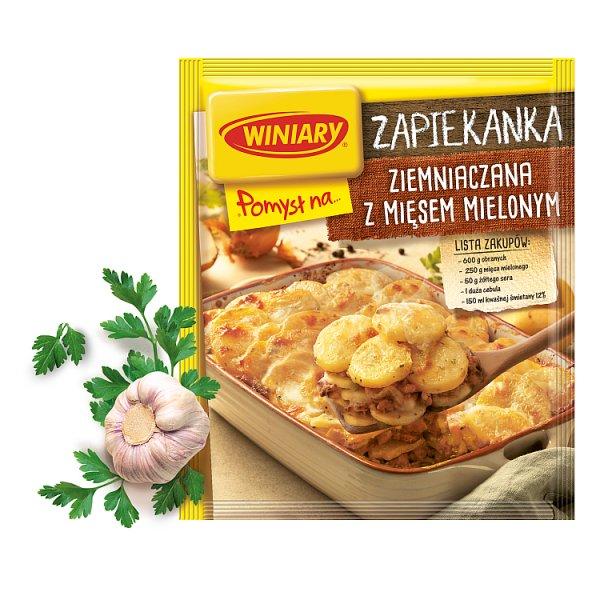 Winiary Pomysł na... Zapiekanka ziemniaczana z mięsem mielonym 42 g