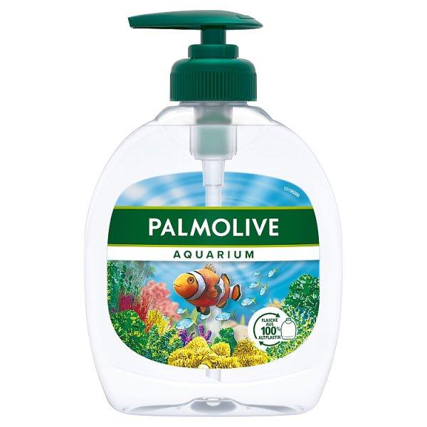 Palmolive Aquarium Delikatne mydło w płynie do rąk dla dzieci, dozownik 300 ml