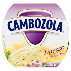 Ser Cambozola z czosnkiem