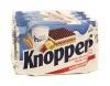 Wafelek Knoppers mleczno-orzechowy 4*25g