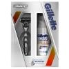 Gillette zestaw 2014 maszynka mach3 1wkł+żel mach3
