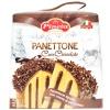 Babka włoska Panettone z czekoladą