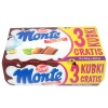 Deser mleczny Monte duo pack