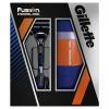 Gillette zestaw maszynka proglide 1wkł + ręcznik