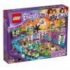 Lego friends kolejka górska w parku rozrywki 41130