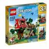 Klocki lego creator przygody w domku na drzewie 31053
