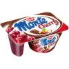 Deser mleczny Monte cherry,capucino balls