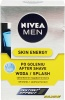 Nivea For Men Skin Energy woda po goleniu