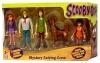 Figurki Scooby Doo 13cm 5szt