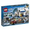 Lego city police mobilne centrum dowodzenia 60139