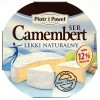 Ser camembert Piotr i Paweł  naturalny light