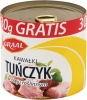 Tuńczyk kawałki w oleju roślinnym 2*185