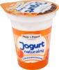 Jogurt brzoskwiniowy Piotr i Paweł