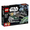 Lego Star Wars Jedi starfighter yody 75168