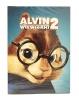 Bajka dvd Alvin i Wiewiórki 2