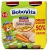 Bobovita warzywa w delikatnej potrawce z cielęciną 2x250g