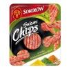 Salami chips o smaku śródziemnomorskim