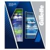 Zestaw upominkowy Gillette żel do golenia + deo cool wave