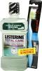 Listerine płyn do płukania ust 500ml + szczoteczka