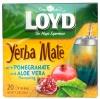 Herbata yerba mate aloe vera 20*1,7g