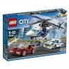 Lego city police szybki pościg 60138