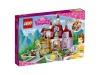 Klocki lego disney princess zaczarowany zamek belli 41067