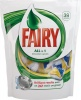 Fairy tabletki do zmywarek All in 1 Lemon