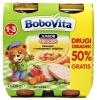 Bobovita obiadek kluseczki z warzywami i indykiem