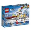 Lego City great vehicles łódź rybacka 60147