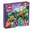 Lego spływ pontonem