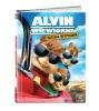 Alvin i wiewiórki: wielka wyprawa (książka z dvd)