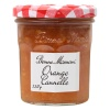 Marmolada pomarańczowa z cynamonem 225g