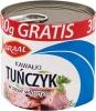 Tuńczyk kawałki w sosie własnym 2*185