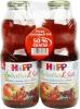 Herbata z dzikiej róży z sokiem z czerwonych owoców bio 2x0,5l
