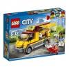 Lego City great vehicles foodtruck z pizzą 60150