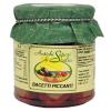 Nadziewane czerwone papryczki w oliwie