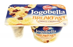 Jogurt jogobella breakfast choco crunchy