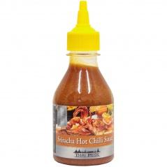 Sos chilli sriracha extra żółty