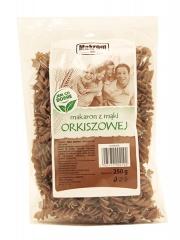Makaron z mąki orkiszowej świderki