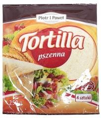 Tortilla pszenna - Piotr i Paweł