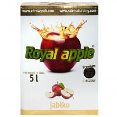 Sok jabłkowy Royal Apple bezpośrednio tłoczony 5L